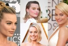 Margot Robbie Hairstyle
