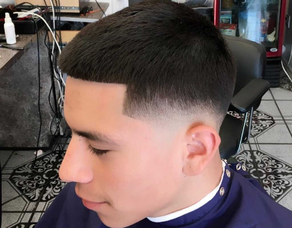 Taper Haircut