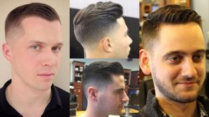 32 Most Dynamic Taper Haircuts for Men