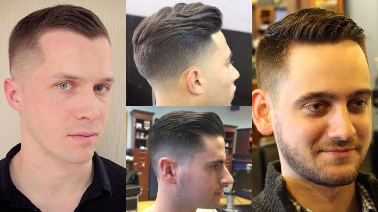 Taper Haircuts for Men