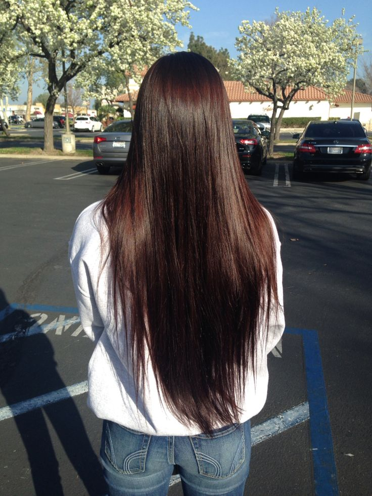 Long Brown Hair