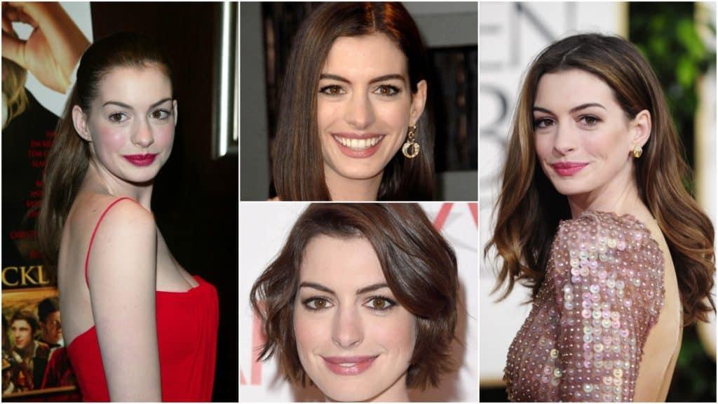 Anne Hathaway Haircut – 35 Anne Hathaway's Stylish Hair Looks