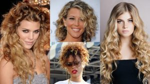 35 Mesmerizing Curly Hairstyles for women