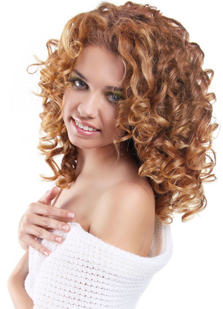 Curly Hairstyles with Layers
