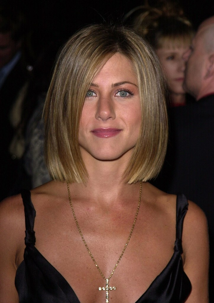 Jennifer Aniston Hairstyle 25 Style Personified Jennifer Aniston