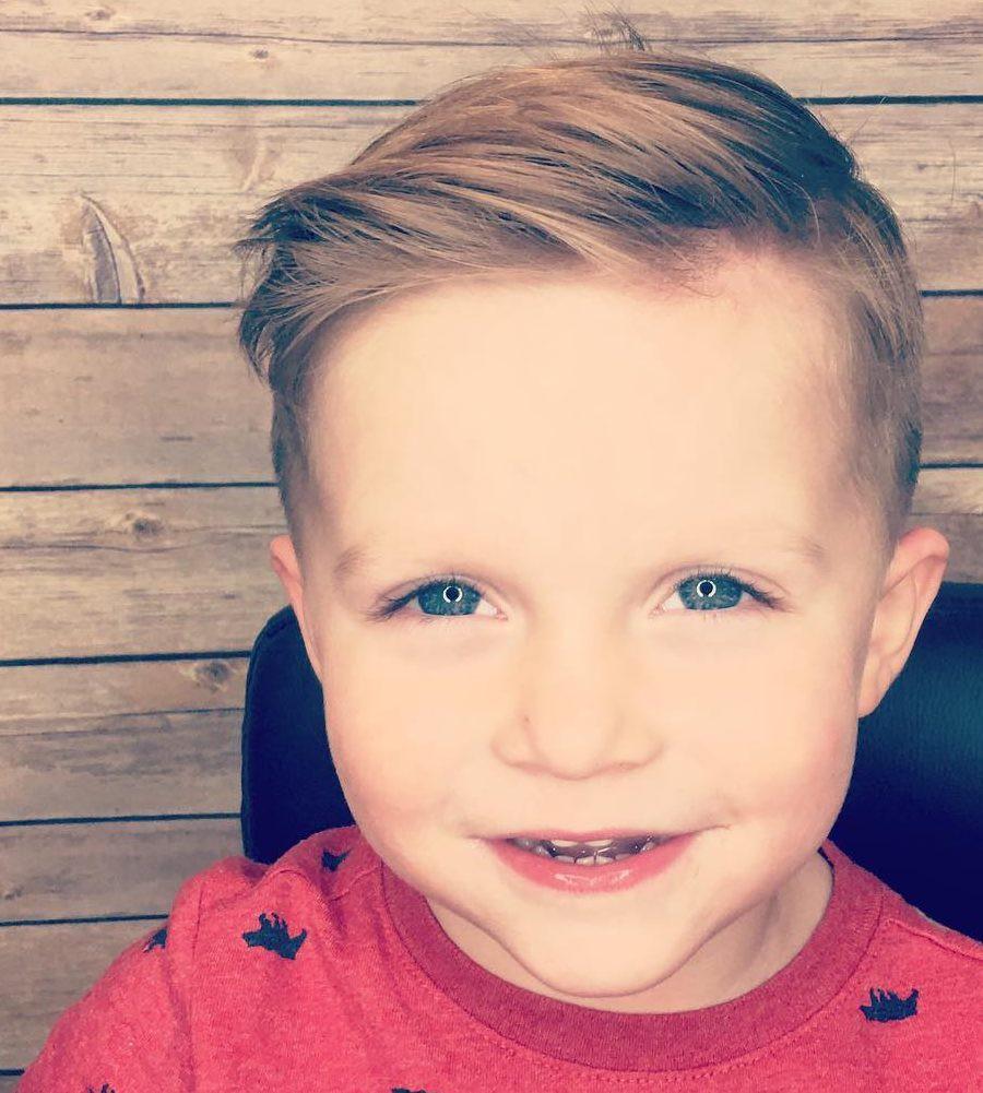19. Cute Boy Haircut