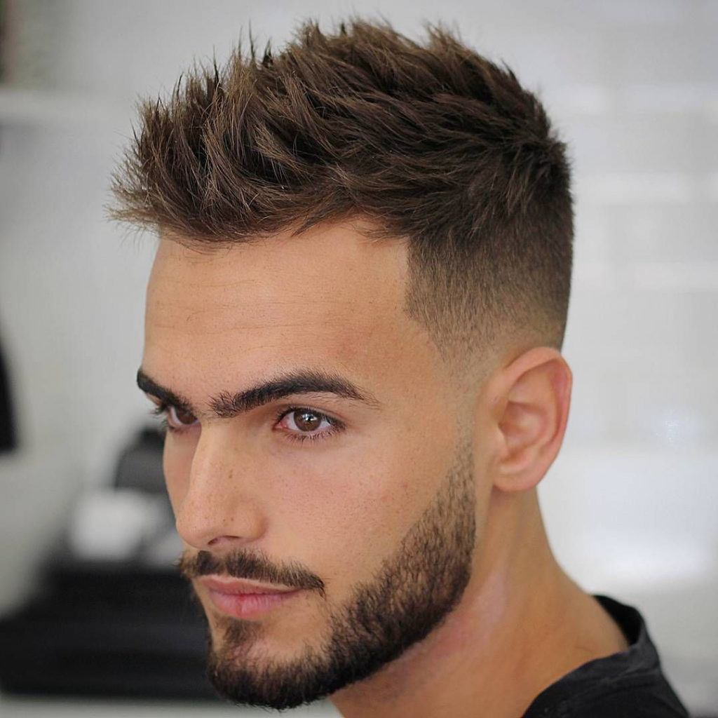 hairstyle boy 2017 new Fresh 15 Best Short Haircuts For Men
