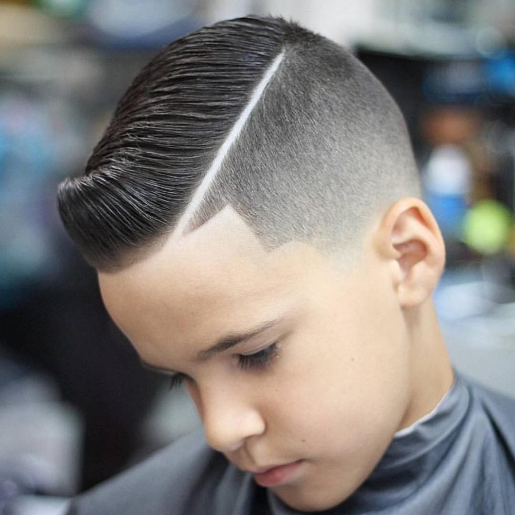 33 most coolest and trendy boy's haircuts 2018 - haircuts