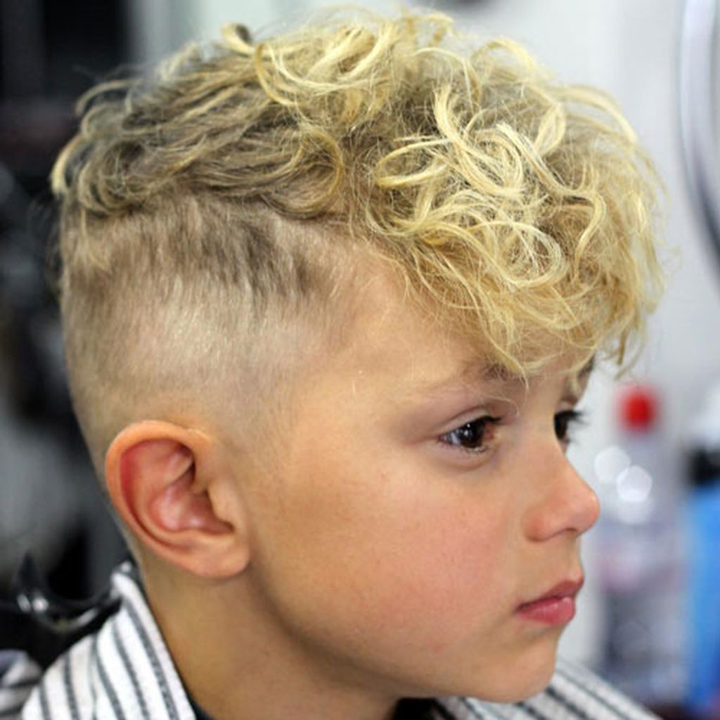 33 Most Coolest and Trendy Boy's Haircuts 2018 - Haircuts & Hairstyles 2020