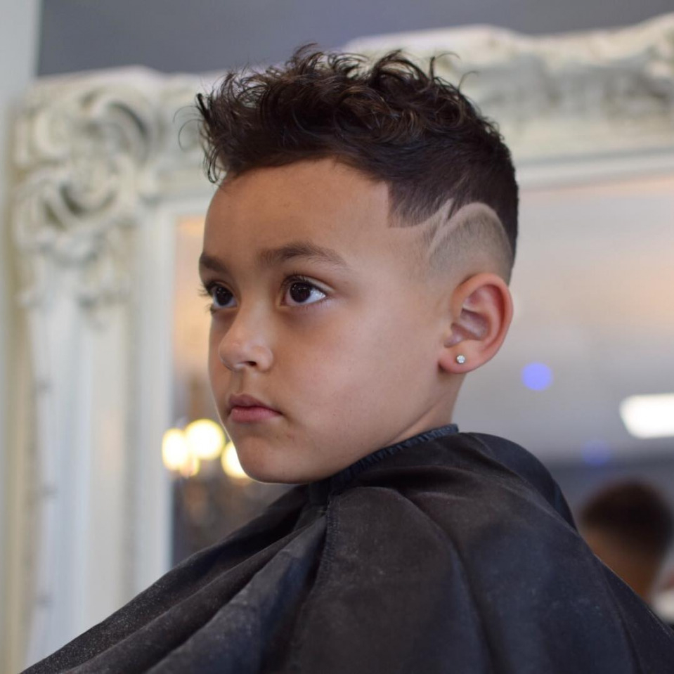 33 Most Coolest and Trendy Boy's Haircuts 2018 - Haircuts ...