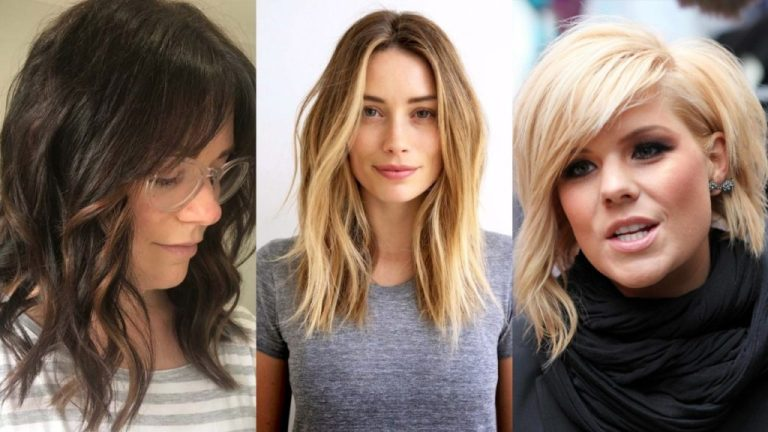 Face Framing Hairstyle