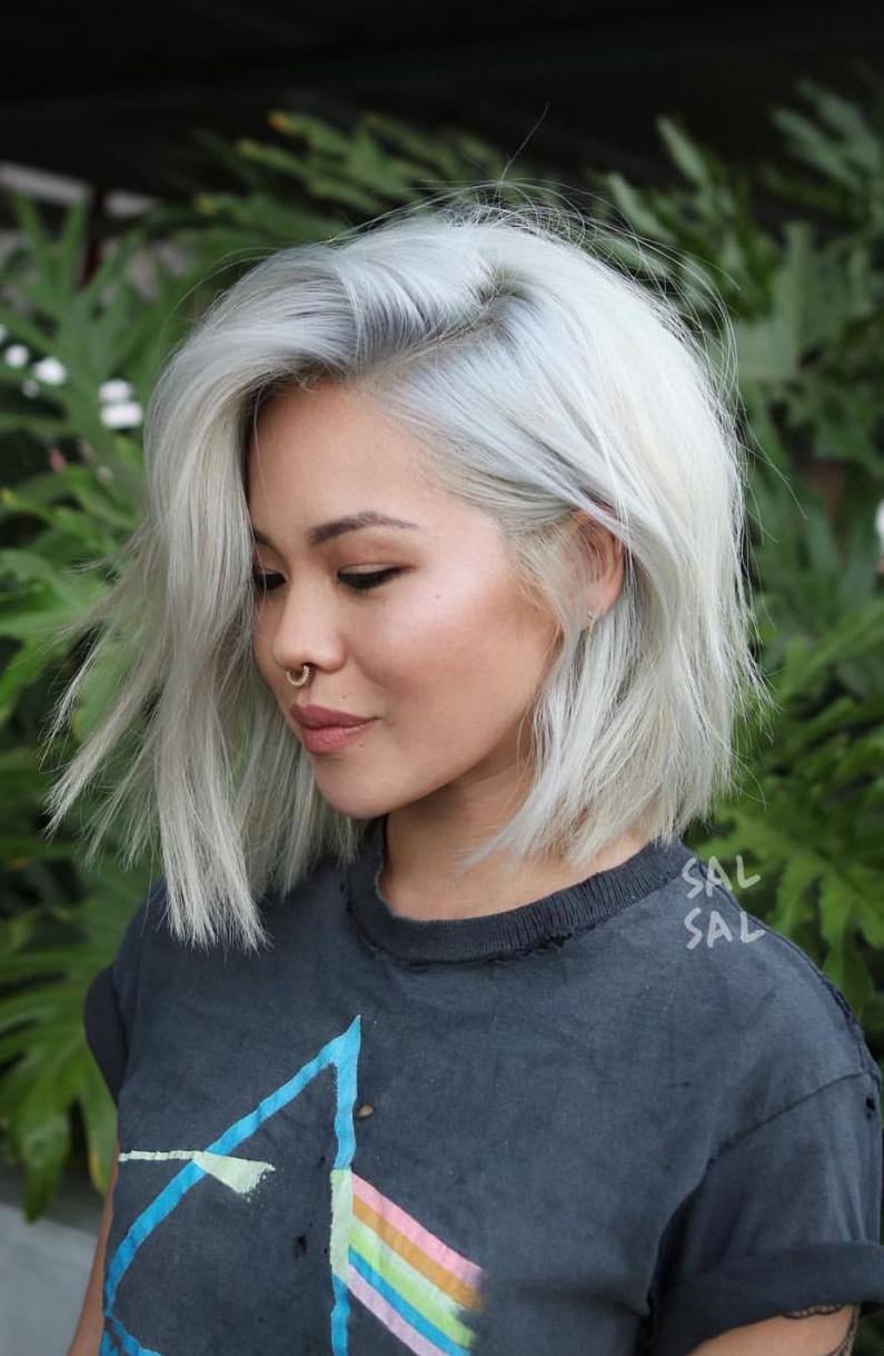 35 Most Coolest Blunt Cut Hairstyles For Women Haircuts