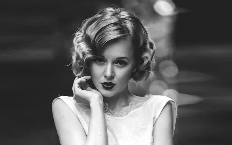 Flapper Hair Style: 35 Classic And Timeless 1920s Hairstyles For Women