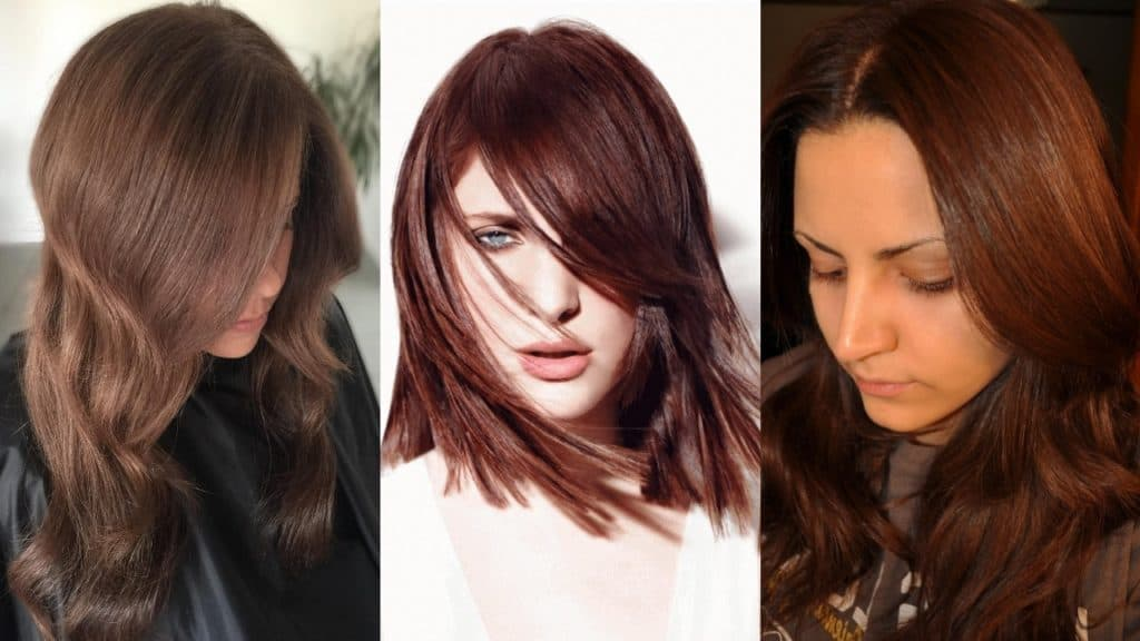 Different Hair Colors And Styles: 26 Exquisite And Different Brown Hair Color Ideas