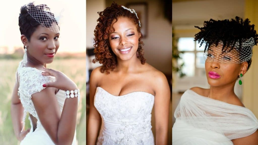 30 Wedding Hairstyles For Black Women