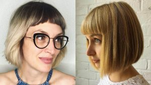 Bob Haircuts with Bangs – 30 Bob Haircuts for an Ultimate Stylish Look