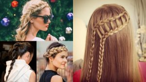 45 Easy Braid Hairstyles with How to Do Them