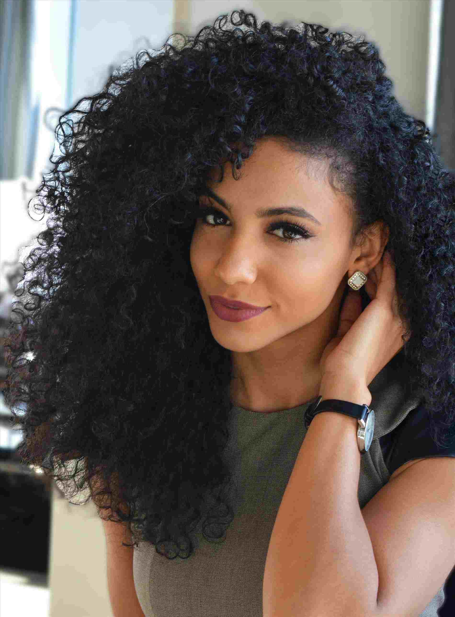 20 Extraordinary African American Curly Hairstyles - Haircuts ...