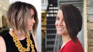 20 Cool and Cute Stacked Bob Haircuts for Women
