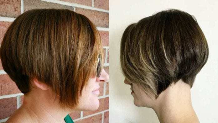 21 Most Exclusive Wedge Haircuts For Women Haircuts