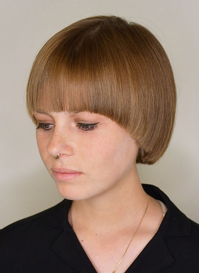20 Unique and Creative Bowl Haircuts for Women , Haircuts