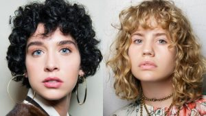 20 Most Outstanding Curly Hairstyles With Bangs