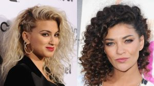 20 Most Glamorous Curly Hairstyles for Prom