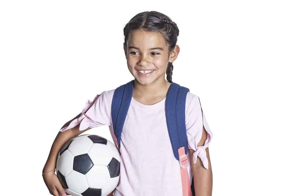 Hairstyle Ideas for Sporty Little Girls