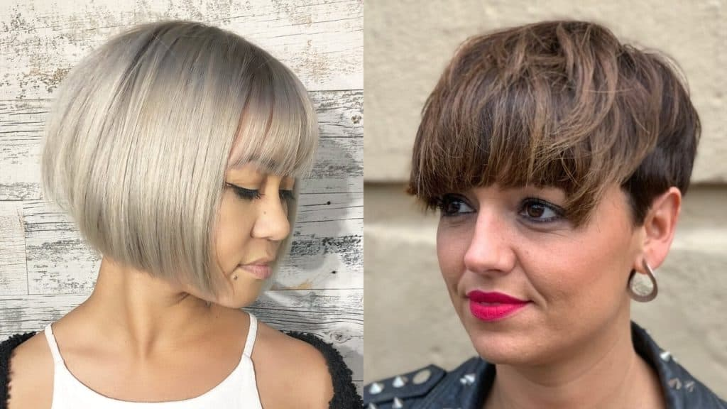 20 Worth Trying Short Bob with Bangs to Look Beautiful