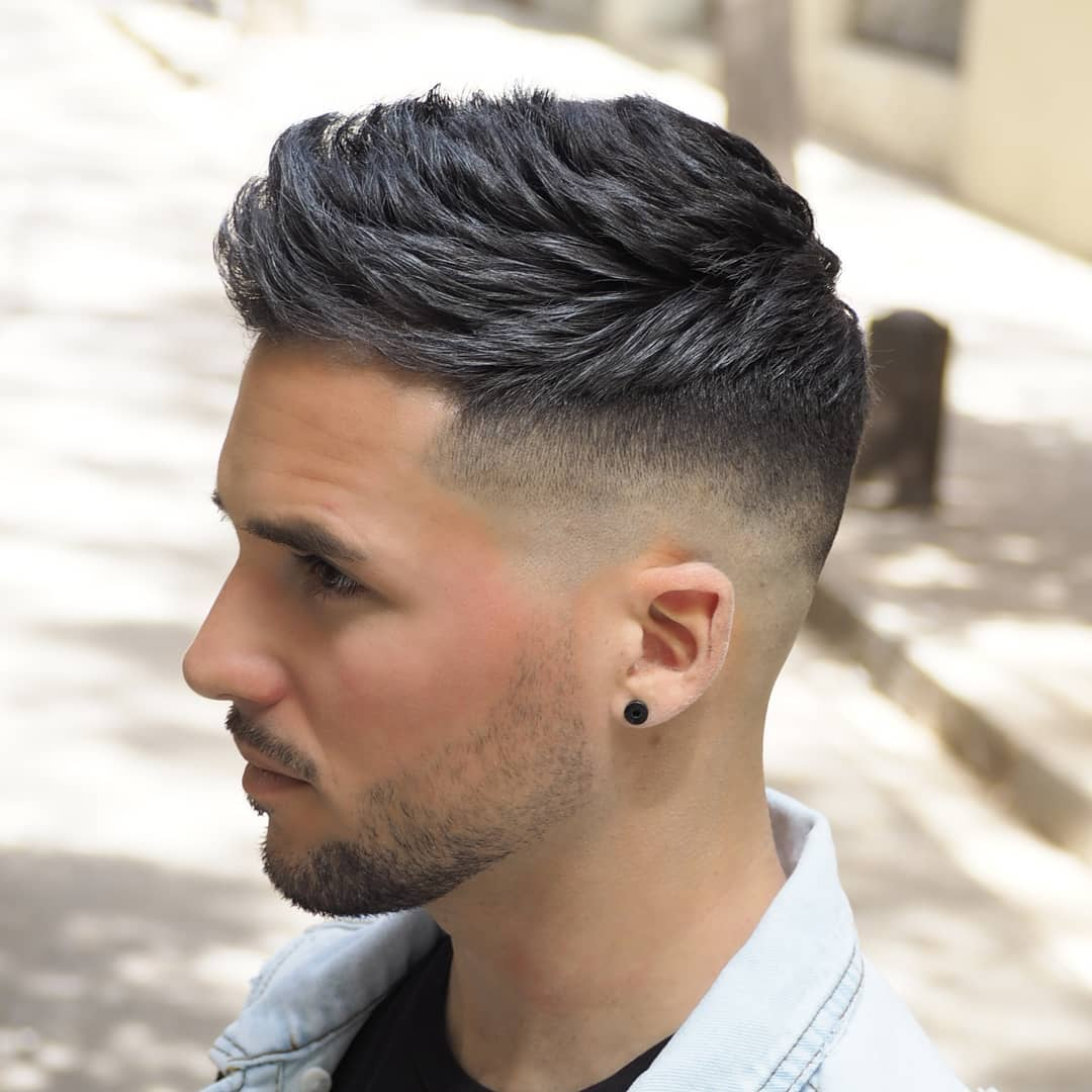 30 low fade haircuts - time for men to rule the fashion