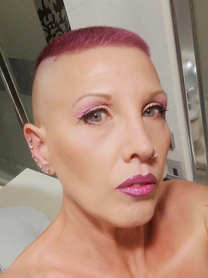 Fade Haircuts for Women