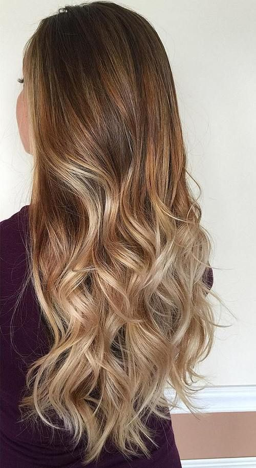 Simple Wavy Hairstyles