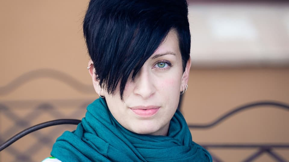 Androgynous Haircut