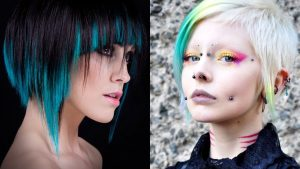 21 Cyberpunk Haircuts for Bold and Beautiful Divas