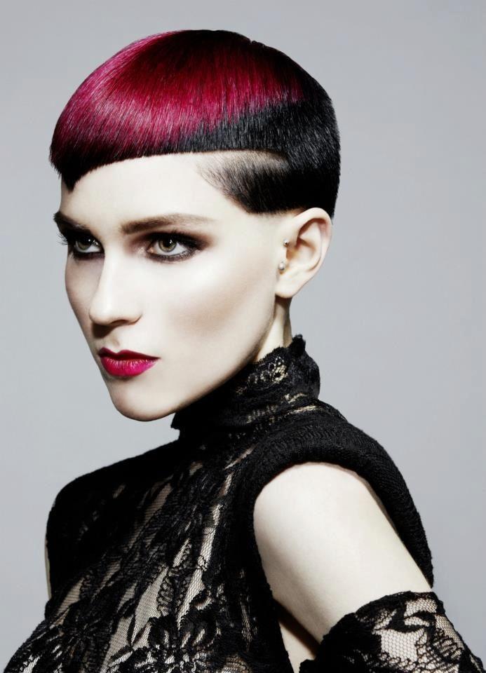 Cyberpunk Haircut
