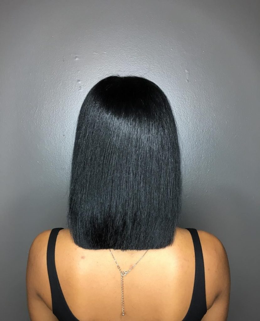 African American Bob Hairstyles
