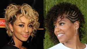 25 Ultra Stylish African American Short Hairstyles