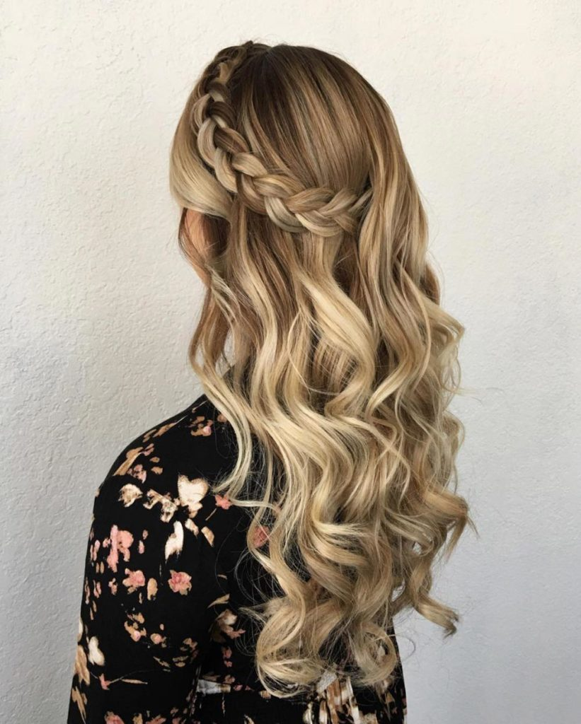 Wedding Hairstyles Braid