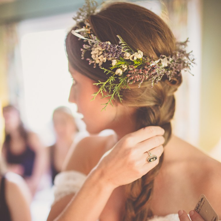 Braided Wedding Hairstyles