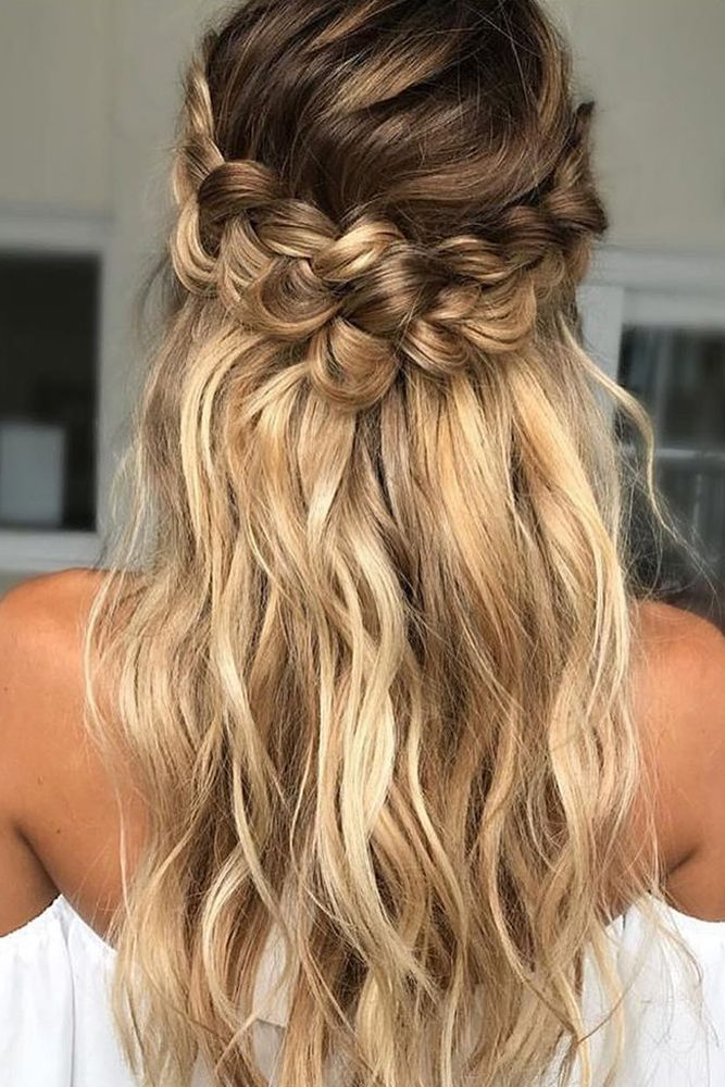 21 Most Outstanding Braided Wedding Hairstyles - Haircuts ...