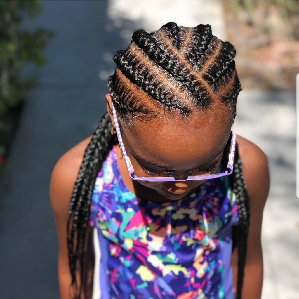 21 Braids for Kids to Decorate Your Little Princess's ...
