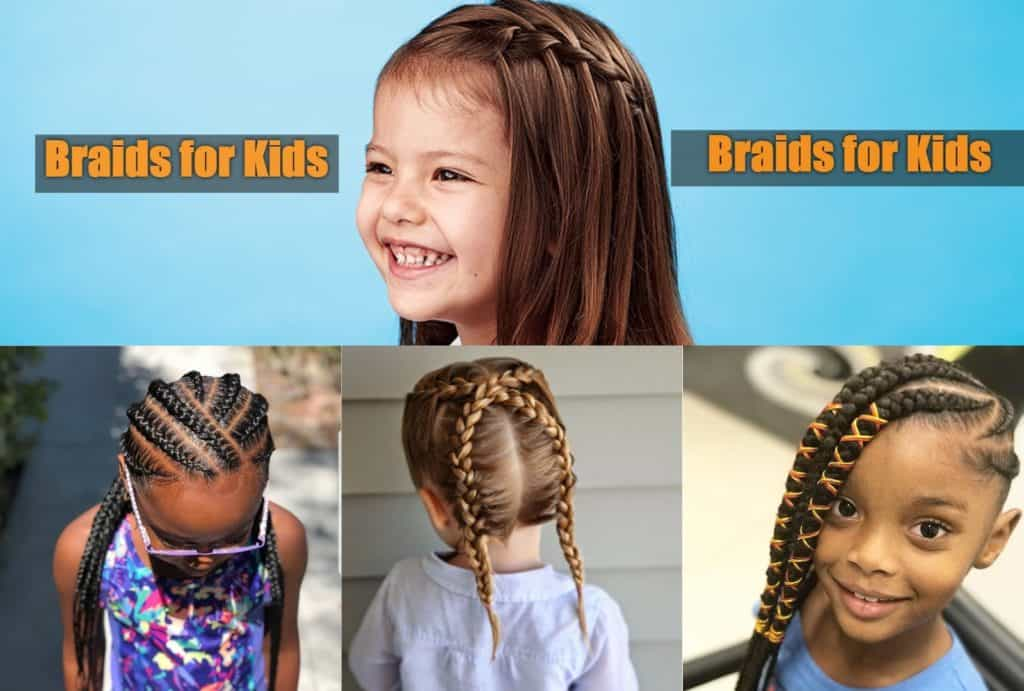 21 Braids for Kids to Decorate Your Little Princess's Hairstyle