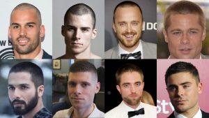 Hair Length Guide Men