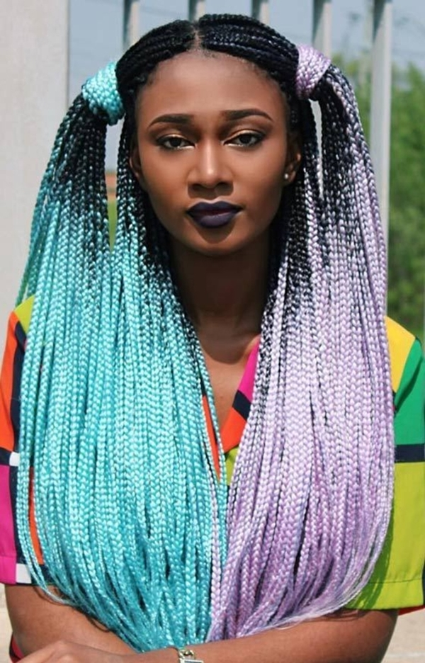 25 Charming Lemonade Braids To Rock Your Appearance