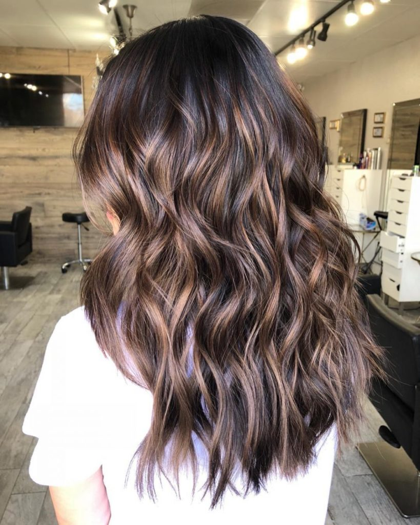 30 Latest and Exclusive Lowlights for Brown Hair ...