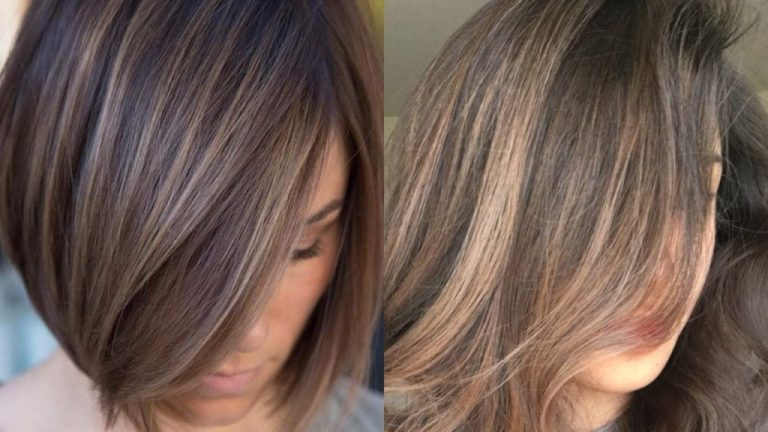 Lowlights Hair
