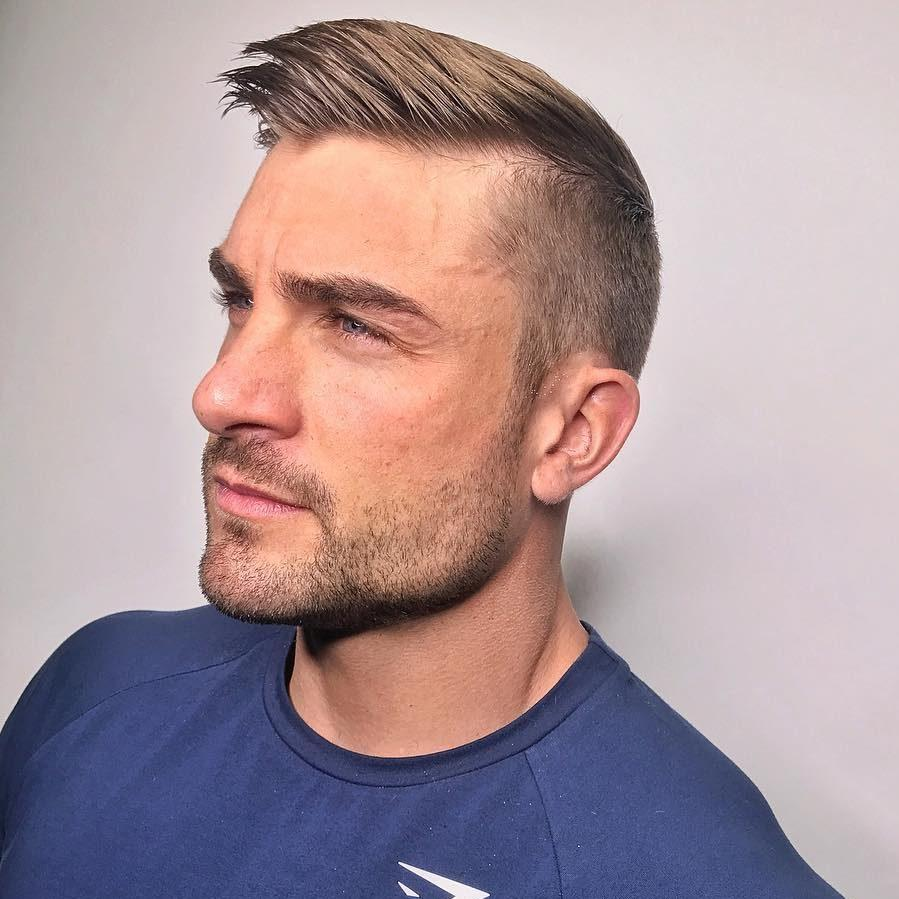Male Short Haircuts