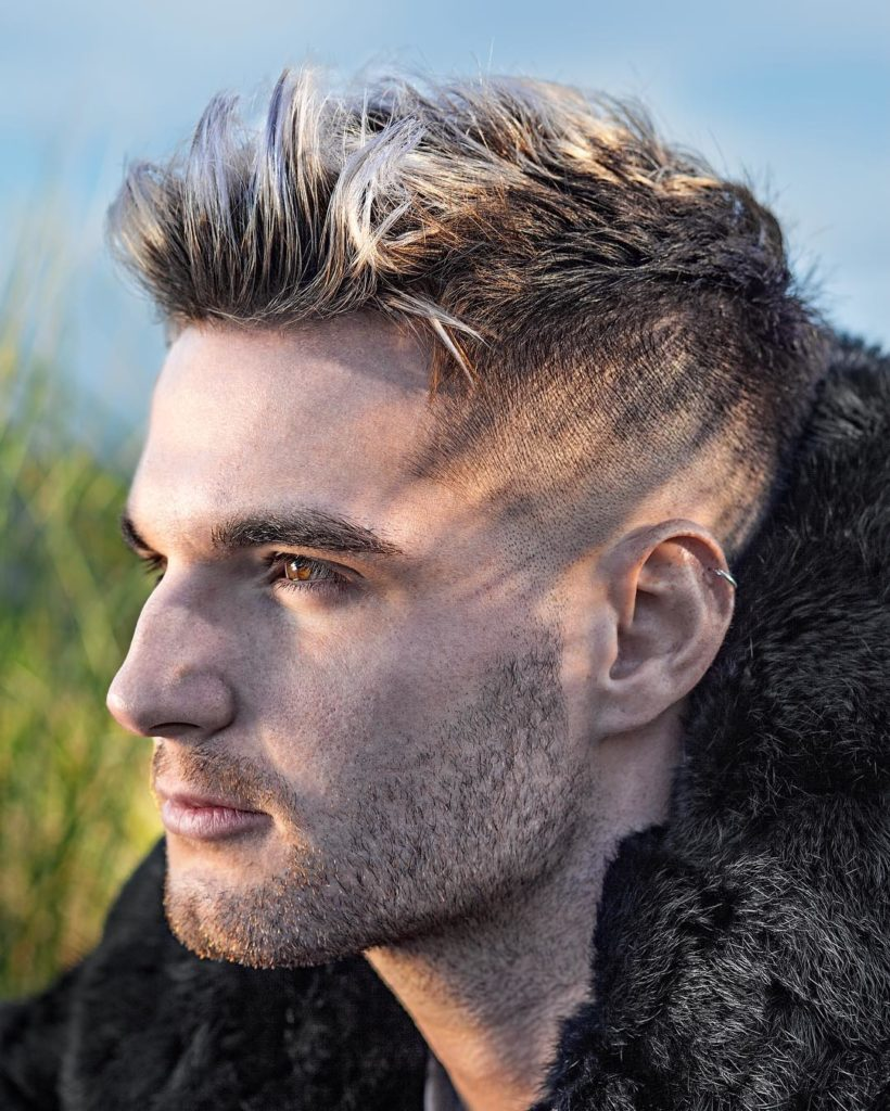25 Coolest Male Short Haircuts to Look Dashing - Haircuts ...