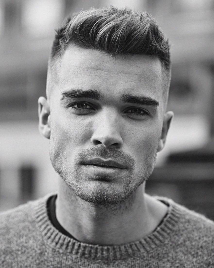25 Coolest Male Short Haircuts To Look Dashing Haircuts
