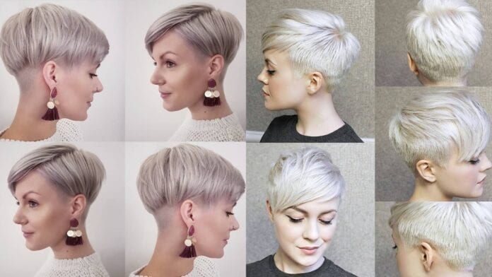 Short Pixie Hairstyles
